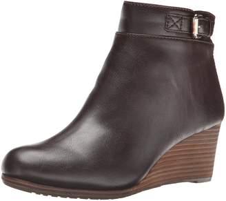 Dr. Scholl's Shoes Women's Daina Boot Daina,Brown,7.5M US