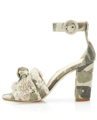 Marion Parke Larin Sandal in Camouflage