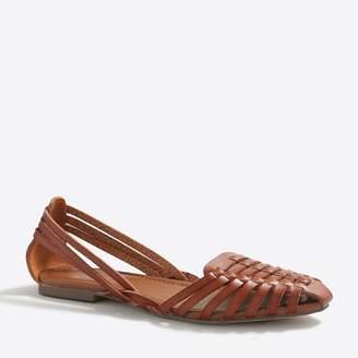 J.Crew Factory Huarache sandals