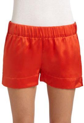 Kara Laricks Silk Tap Shorts