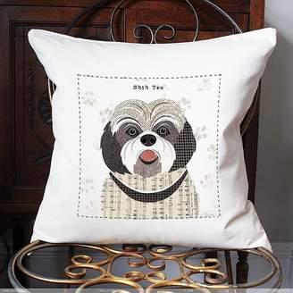 Shih Simon Hart Tzu Personalised Dog Cushion Cover