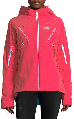 Helly Hansen High-Low Hooded Jacket