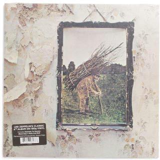 Led Zeppelin Iv Vinyl Record