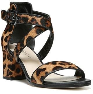 Via Spiga 'Jobina' Crisscross Strap Block Heel Sandal (Women) $195 thestylecure.com