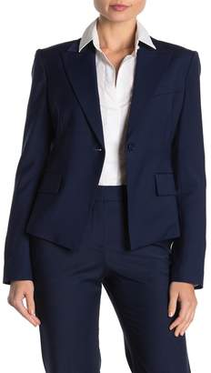 Theory Brince B Good Wool Blend Suit Jacket