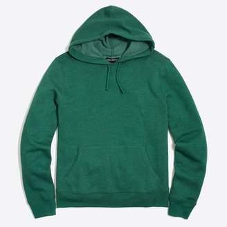 J.Crew Factory Fleece popover hoodie