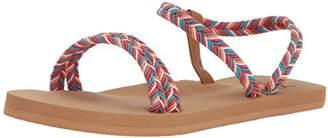 Roxy Girls' RG Luana Strappy Trend Sandals Flat