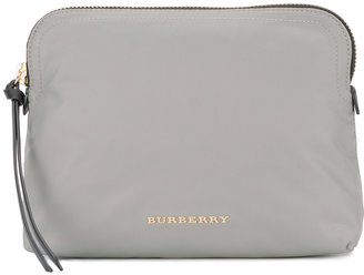 Burberry small zip-top technical pouch