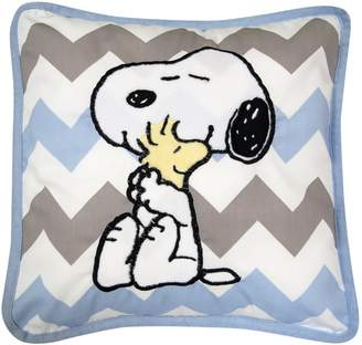 Lambs & Ivy Peanuts My Little Snoopy Decorative Pillow