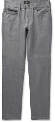 Dunhill Slim-Fit Denim Jeans - Men - Gray