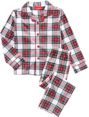Matching Family Pajamas Stewart Plaid Pajama Set, Available In Toddler and Kids