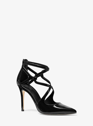 Michael Kors Catia Patent Leather Pump
