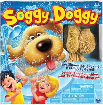 Spin Master Toys Soggy Doggy Board Game by Spin Master Games