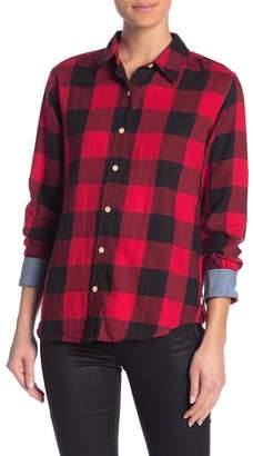 Levi's Ultimate Boyfriend Buttoned Back Shirt