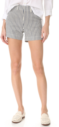 AG The Juliette Shorts $138 thestylecure.com