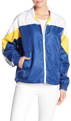 Opening Ceremony Warm Up Colorblock Jacket