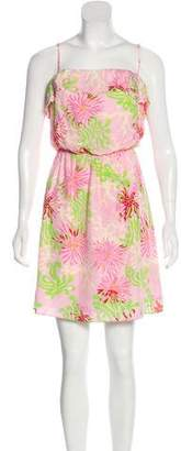 Lilly Pulitzer Silk Printed Dress