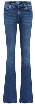 The Marrakesh flared jeans
