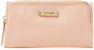 Tahari Tri Delta Elongated Clutch
