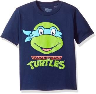Nickelodeon Little Boys' Toddler Teenage Mutant Ninja Turtles Short Sleeve T-Shirt