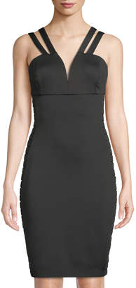 GUESS Strappy Sleeveless Body-Contour Dress