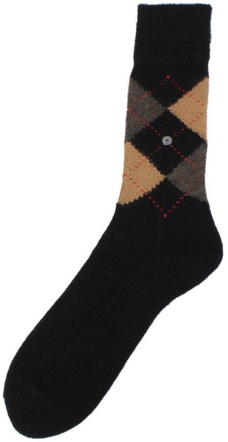 Burlington /Brown Preston Socks