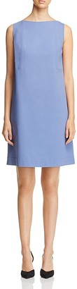 Lafayette 148 New York Kristianne Shift Dress $478 thestylecure.com