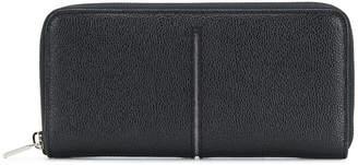 Tod's zip around wallet