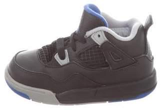Nike Boys' Jordan Retro 4 Sneakers