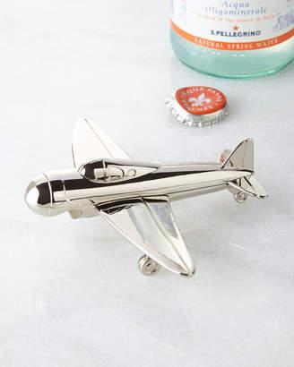 Godinger Airplane Bottle Opener