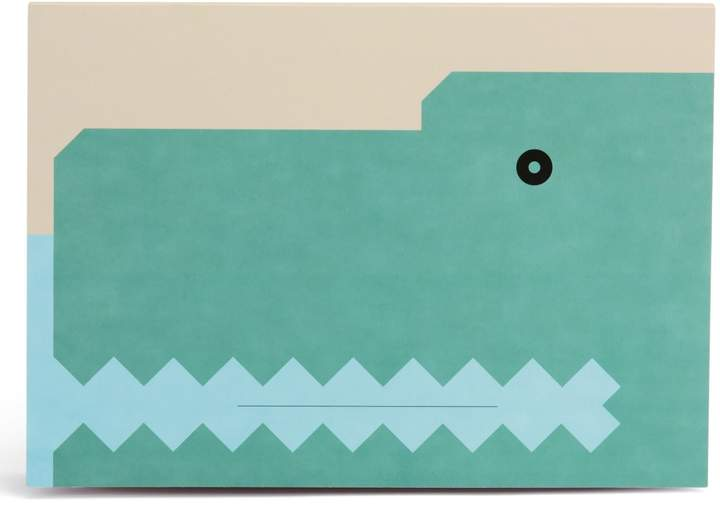 Papier Merveille - Crocodile Drawing Pad