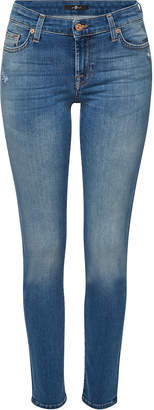 7 For All Mankind Pyper Slim Illusion Skinny Jeans