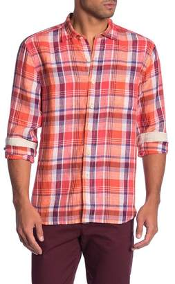 Tommy Bahama Vero Beach Madras Linen Shirt