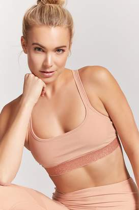 12d9b31847bea Forever 21 Medium Impact - Sports Bra