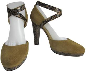 Jimmy Choo Leather escarpins