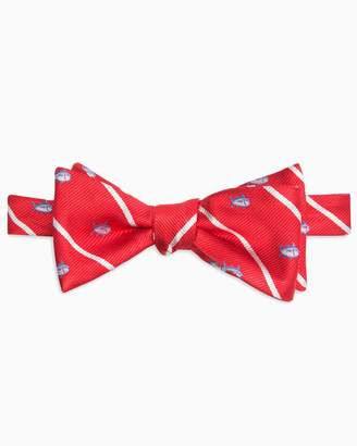 Southern Tide Gameday Skipjack Bow Tie