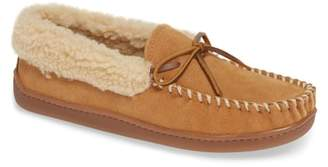 Minnetonka Allen Moccasin Slipper