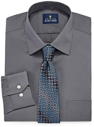 STAFFORD Stafford Box Shirt + Tie Set