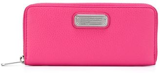 Marc By Marc Jacobs 'New Q Slim Zip Around' wallet $299.42 thestylecure.com