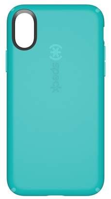 Speck Jewel Teal\u002FMykonos Blue iPhone X Candyshell Case