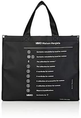 MM6 MAISON MARGIELA Women's Medium Tote Bag - Black