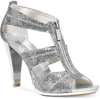 Michael Kors Berkley T-Strap Dress Sandals