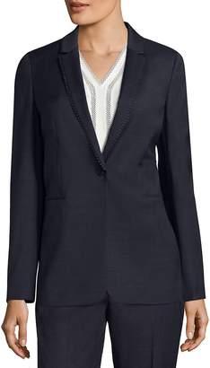 Elie Tahari Women's Maysa Wool Blend Jacket