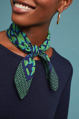 Anthropologie 52 Conversations by Colloquial Kerchief Scarf