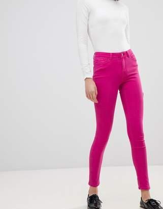 Vero Moda Color Block Skinny Jeans