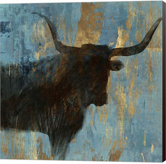 Wilson Bison I By Aimee Canvas Art