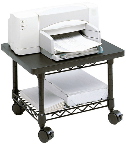 Safco Products Mobile Printer Stand