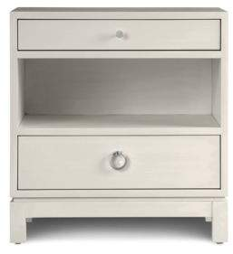 Bloomingdale's Artisan Collection Sadie Two-Drawer Nightstand - 100% Exclusive