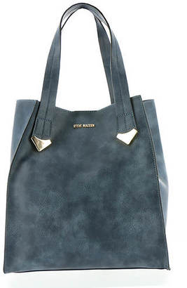 Steve Madden Brylee Syn Tote Bag $87.95 thestylecure.com