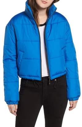 BP Crop Puffer Jacket